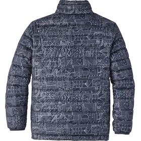 Patagonia Boys Down Sweater Tippy Canoe: Smolder Blue